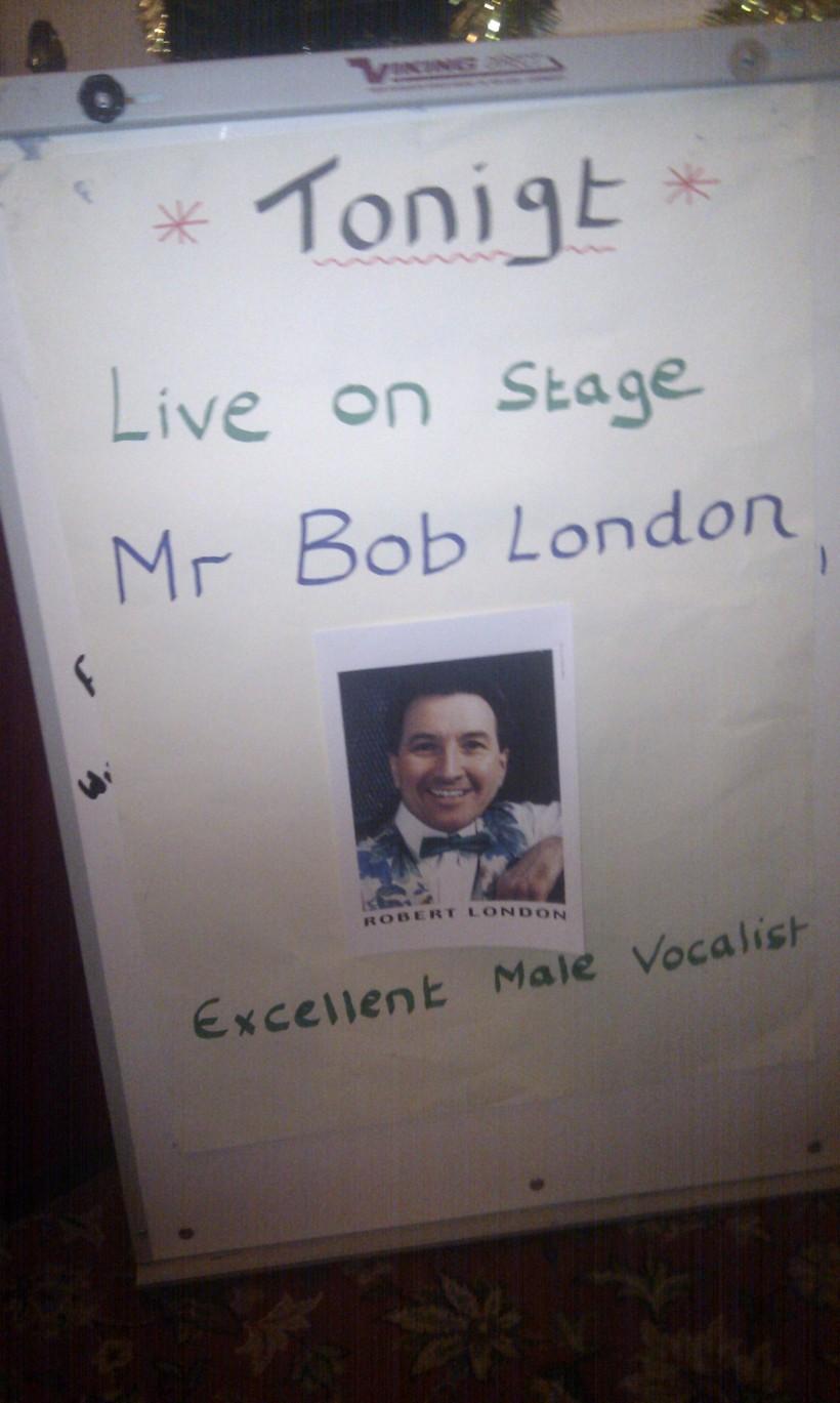 Bob London