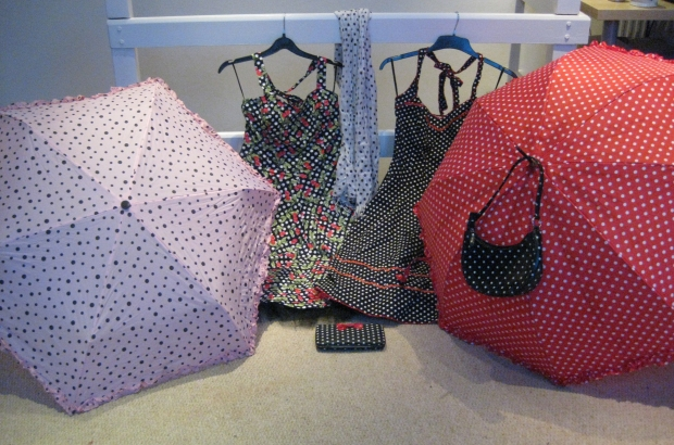 Growing polka dot collection