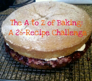 The A-Z of Baking: A 26-recipe challenge