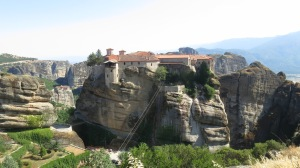Meteora, Mainland Greece, 2013.